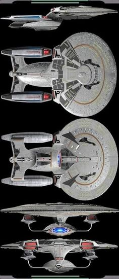 Looks like a refit of the NCC-1701-D