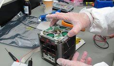 Duchifat-1 nanosatellite