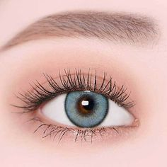 30.0 USD -This item similar with Idol Seattle 2 Blue      Base Curve (mm) 8.6   Made Korea   Diameter (mm) 14,00   Water Content (%) 45   Duration (max.) 1 year   Include Free Lenscase   Size Plano till -6,00 Best Colored Contacts, Grey Contacts, Natural Color Contacts, Haikyuu, Natural Contact Lenses, Gray Eyes, Brown Eyes, Eye Makeup Tips, Makeup Goals