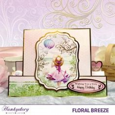 Floral Breeze - Hunkydory