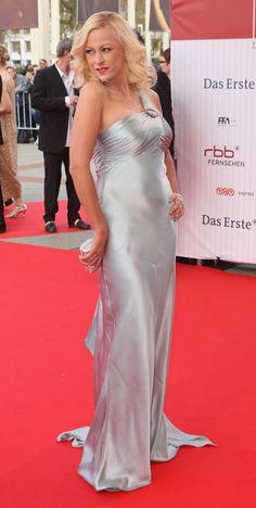 Jenny Elvers-elbertzhagen Photos: German Film Award 2008