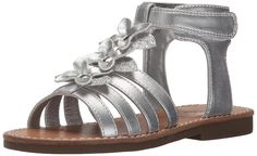 Rachel Shoes Charleston Sandal (Toddler/Little Kid) -- See this great image  : Girls sandals