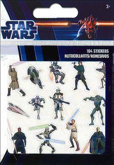 SandyLion - Disney Collection - Cardstock Stickers - Bitty Bit - Star Wars