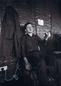 Ian Curtis •Joy Division