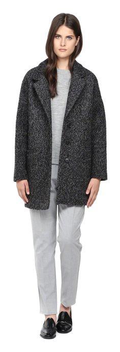 Coats, Jackets, Downs & Trenches for Men & Women|Shop SOIA & KYO Canada. WWW.SOIAKYO.COM #wool #womens #coat #soiakyo #jacket #fw14