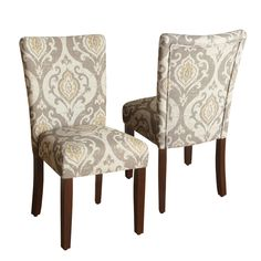 Top Product Reviews for HomePop Suri Parson Dining Chair - Set of 2 - Overstock.com - Mobile