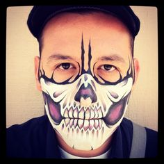 Face painter, Ronnie Mena Art, Studio city, La,CA