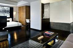 King suite. SIXTY Lower East Side. LES luxury amid haute minimalism. By Hotelied.