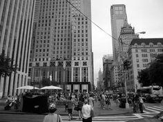 Lost in New York - Exploring New York City