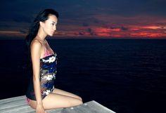 U QI MIYA, die schönste Yoga Lehrerin Chinas