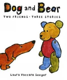 Friday, December 5, 2014. Three easy-to-read stories reveal the close friendship between Dog and Bear.
