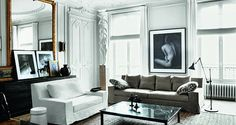 Charming Parisian Apartment | Interiors