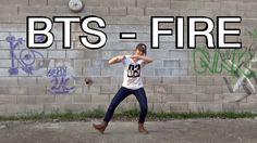 BTS - FIRE dance cover