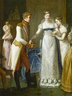 Resultado de imagen de marie louise napoleon