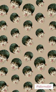 wonwoo pattern edited with patternator  #wonwoo #jeonwonwoo #svt #svtmemes #seventeen #sebong
