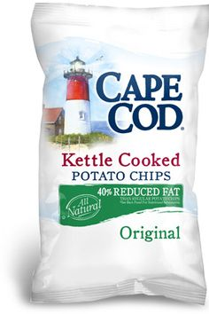 Make Cape Cod Potato Chips part of your vacation. They are great on the beach or at the house. Their factory in Hyannis offers self-guided tours and a fun gift shop. Put some crunch in your vacation :)