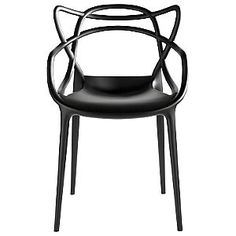 Masters chair comes in orange - by Philippe Starck and Eugeni Quitlet