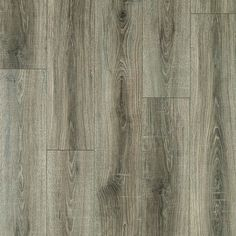 Shop Pergo MAX Premier 7.48-in W x 4.52-ft L Heathered Oak Embossed Laminate Floor Wood Planks at Lowes.com