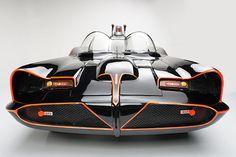 Like a batarang, the original Batmobile comes up for sale again | Hemmings Daily