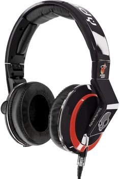 Nba Mix Master Over-Ear Headphones In Heat~ buying this for my man for x-mas
