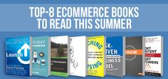 Best books on e-commerce and online marketing are collected for this list. Take these top e-commerce books with you to read on vacation!