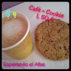 Café+cookie