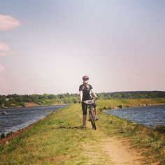 #rowerowo #wycieczkowo #polskajestpiekna #superweekend #neirawypełzaznory #rzeka #rower #Narew #wycieczkarowerowa #woda #rowery #pieknapogoda #aktywnyweekend #kochamrower #wycieczka #bicycle #bicyclelove