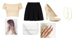 """""""did not have time hope you enjoy like"""" by fabashley ❤ liked on Polyvore featuring Alice + Olivia, Alexander Wang, Versace 19•69, Tory Burch and Lana"""