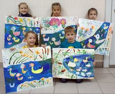 "DRAWING FOR CHILDREN IN OMSK. STUDIO ""CHANGE"" | VK"