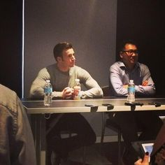 """SDCC """"Snowpiercer"""" roundtable interview with Chris Evans and co-producer Dooho Choi (full transcript) via Tumblr"""