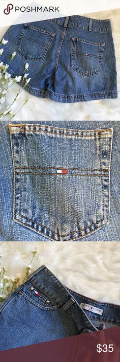 Vintage Tommy Hilfiger Denim Shorts No stains, rips, or tears. 20% off bundles, open to offers Tommy Hilfiger Shorts Jean Shorts