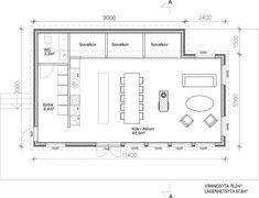 Tiny House, Sweet Home, Floor Plans, Sims Ideas, Minimalist, Cottage, Interior Design, Japanese, Summer
