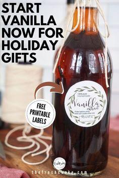 Homemade Christmas Gifts, Homemade Gifts, Holiday Gifts, Santa Gifts, Christmas Ideas, Christmas Cards, Diy Food Gifts, Jar Gifts, Gift Jars