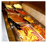 Aromatic and delicious East Indian cuisine at Taal in Brantford. Buffet style lets you sample more.
