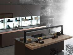 GENIUS LOCI Cocina con isla by VALCUCINE diseño Gabriele Centazzo