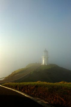 Cape Reinga Lighthouse, Northland, New Zealand