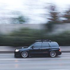 Happiness by the Kilowatt : Photo Subaru Forester Xt, Subaru Impreza, Japanese Sports Cars, Japanese Cars, Subaru Wagon, Winter Car, Japanese Domestic Market, Car Photography, Sexy Cars