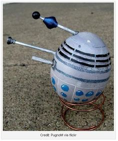 12 sets of sci-fi-themed eggs that'll make your Easter a geeky one | Blastr