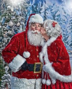 Come play in the snow at for The Storybook Santa Experience Father Christmas, Christmas Love, Beautiful Christmas, Vintage Christmas, Xmas, Christmas Quotes, Santa Pictures, Holiday Pictures, Illustration Noel