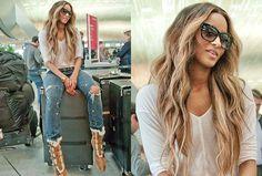 Love Ciaras hair.