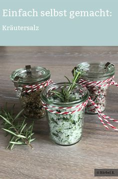 Newest Snap Shots Gift idea: herbal salt Ideas presents for men who've every thing,presents for men diy Christmas presents for men,leather prese Diy Cadeau, Homemade Christmas, Christmas Presents, Pin Collection, Diy Gifts, Herbalism, Salt, Food And Drink, Blog