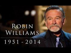 Tribute to Robin Williams from Darcy Donavan #RIPROBINWILLIAMS