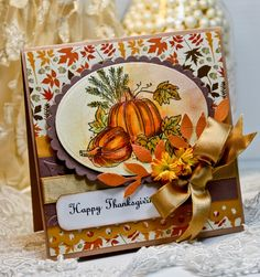 Thanksgiving Card ~ Love this image, wonder who makes it??