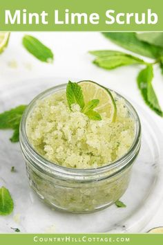 Body Scrub Recipe, Diy Body Scrub, Sugar Scrub Recipe, Diy Scrub, Natural Body Scrub, Exfoliating Body Scrub Diy, Salt Body Scrub, Sugar Scrub Diy Peppermint, Sugar Scrub Homemade