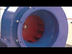 Центробежные радиальные вентиляторы