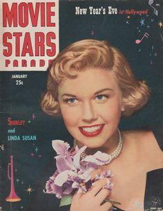 Doris Day on the January 1950 Movie Stars Parade