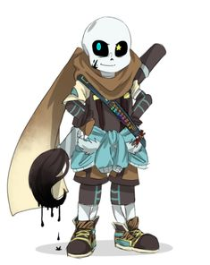 Ink!Sans | Undertale AU Wiki | Fandom powered by Wikia