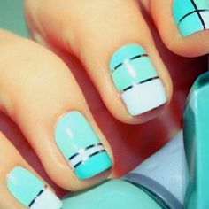 Cool nail design!!