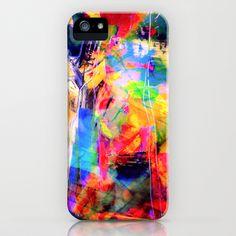 Color Loving Schitzo  iPhone & iPod Case by SuzyQ - $35.00