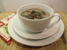 Gombakrémleves Tea Cups, Tableware, Dinnerware, Tablewares, Dishes, Place Settings, Cup Of Tea